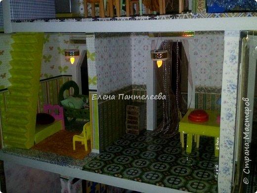 Кукольный домик для племянниц фото 19