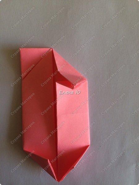 Оригинальный  куб  с рисунком модуля классической кусудамы очень приятно и быстро собирается, но нужны некоторые навыки в этом деле:  фото 9