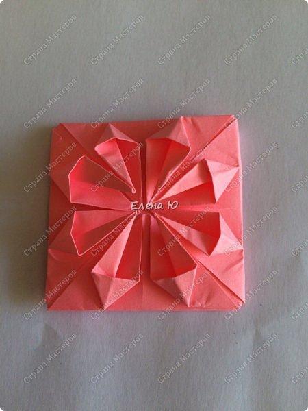 Оригинальный  куб  с рисунком модуля классической кусудамы очень приятно и быстро собирается, но нужны некоторые навыки в этом деле:  фото 20