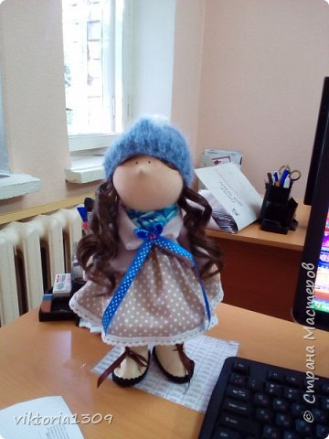 Куколка Августина фото 3