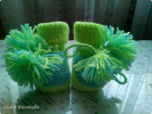 Пинеточки для малышей фото 2