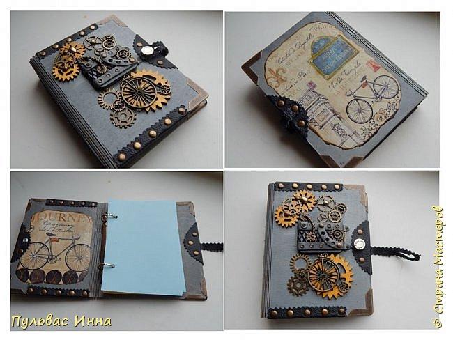 блокноты, подставка для карандашей фото 5