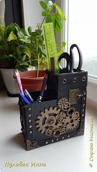 блокноты, подставка для карандашей фото 12