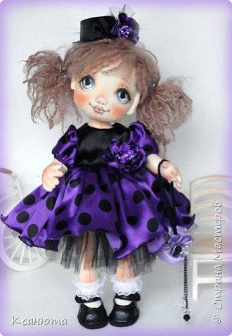 Куклы текстильные.  фото 1