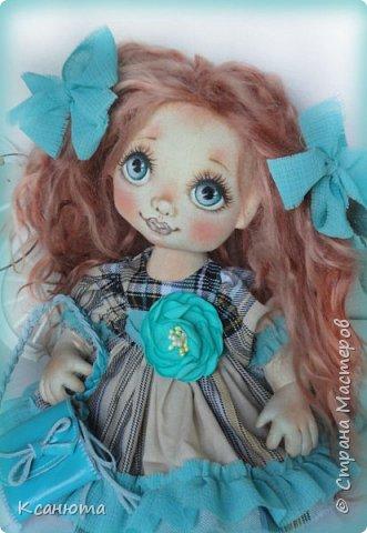 Куклы текстильные.  фото 10