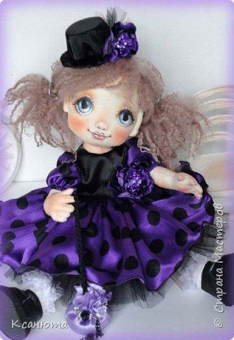 Куклы текстильные.  фото 2