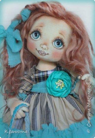 Куклы текстильные.  фото 12