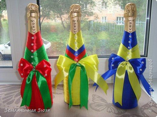 подарочные бутылки на свадьбу