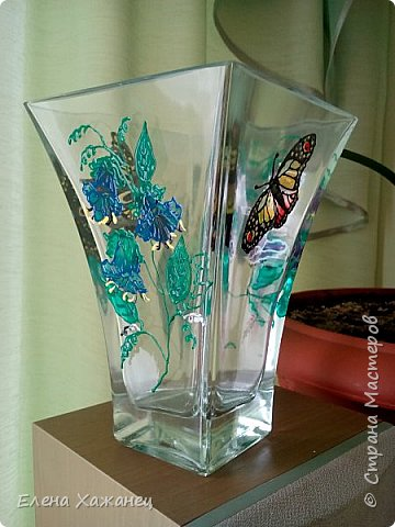 Бабочки и колокольчики фото 1