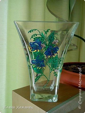 Бабочки и колокольчики фото 2