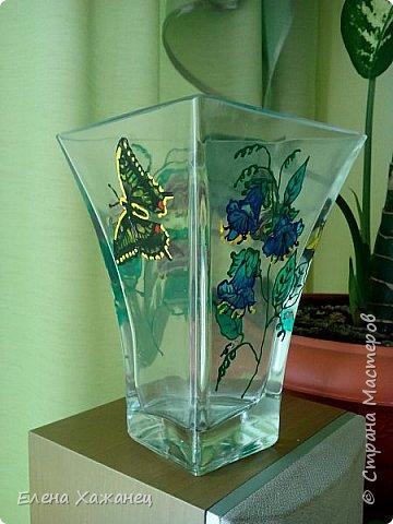 Бабочки и колокольчики фото 6