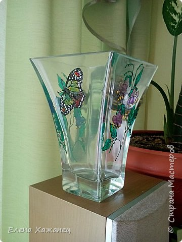 Бабочки и колокольчики фото 8