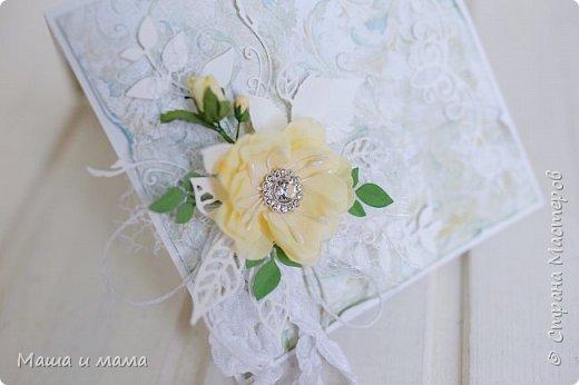 И снова здравствуйте!!!!  Еще одна открыточка. Вдохновлялась у Lady E  http://scrapartbyladye.blogspot.ru/  У меня получилось как-то так фото 3