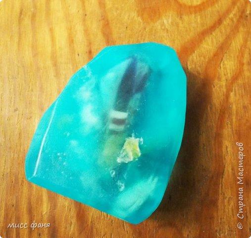 Мыло в виде камней фото 17