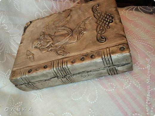 Книга-шкатулка фото 6