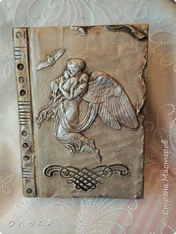 Книга-шкатулка фото 1