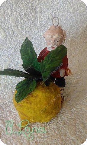 Здравствуйте,дорогие друзья! Сегодня хочу показать Вам свою новую игрушку из ваты сделанную по мотивам русской народной сказки Репка. Посадил дед репку и говорит: -Расти,расти ,репка сладка!Расти,расти репка крепка! Выросла репка сладка,крепка,большая-пребольшая. фото 7