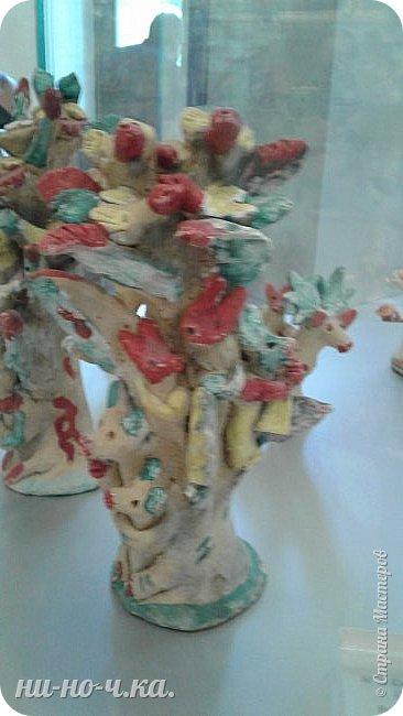 """Здравствуйте, дорогие мастера СМ... Сегодня я продолжаю свой репортаж по музею""""Царицыно"""" и продолжаю с выставки народных ремесел... """" Дымково""""... фото 7"""