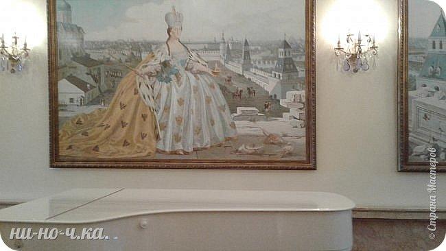 """Здравствуйте, дорогие мастера СМ... Сегодня я продолжаю свой репортаж по музею""""Царицыно"""" и продолжаю с выставки народных ремесел... """" Дымково""""... фото 50"""