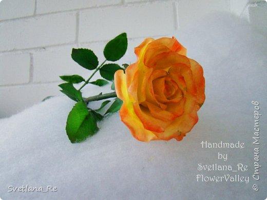 Композиция из роз (зефирка) фото 4