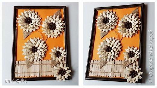 Легко и несложно делаем декорацию из тыквенных семечек