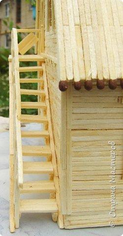 """Магазин """"Авоська"""". Размер макета 20х26х14 см. 101 коробок спичек. фото 13"""