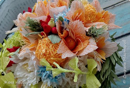 Букет невесты фото 8