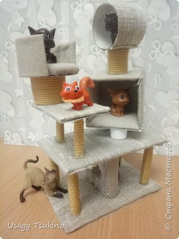 Лазалка для котов фото 4