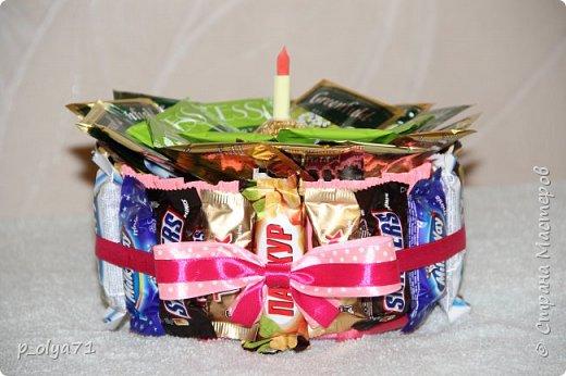 Здравствуйте!!!!! В августе у родных и знакомых дни рождения,делала подарочки)) Этот подарок + открытка - для Катиной подружки. фото 2