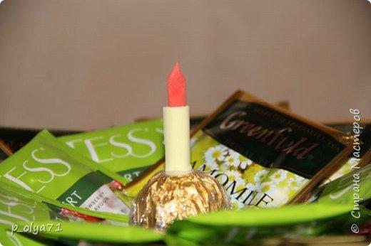 Здравствуйте!!!!! В августе у родных и знакомых дни рождения,делала подарочки)) Этот подарок + открытка - для Катиной подружки. фото 5