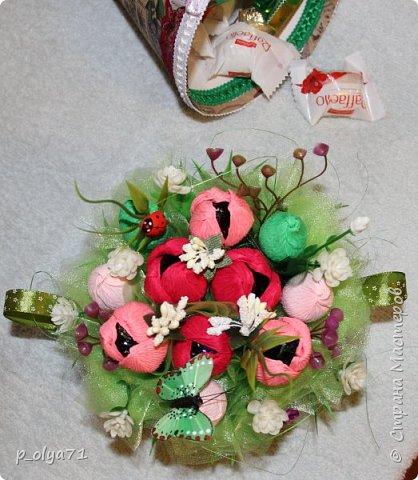 Здравствуйте!!!!! В августе у родных и знакомых дни рождения,делала подарочки)) Этот подарок + открытка - для Катиной подружки. фото 23