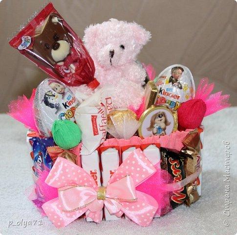 Здравствуйте!!!!! В августе у родных и знакомых дни рождения,делала подарочки)) Этот подарок + открытка - для Катиной подружки. фото 8