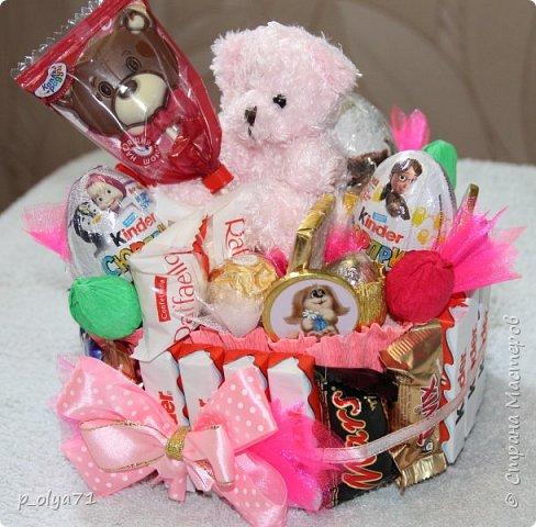 Здравствуйте!!!!! В августе у родных и знакомых дни рождения,делала подарочки)) Этот подарок + открытка - для Катиной подружки. фото 11
