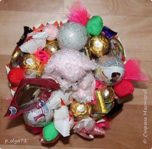 Здравствуйте!!!!! В августе у родных и знакомых дни рождения,делала подарочки)) Этот подарок + открытка - для Катиной подружки. фото 10