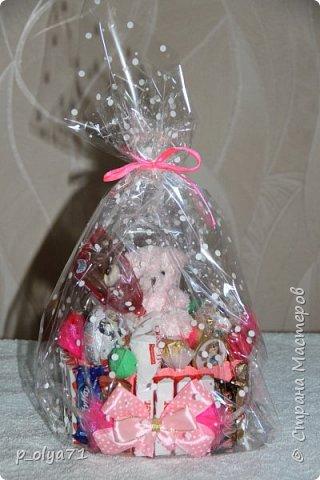 Здравствуйте!!!!! В августе у родных и знакомых дни рождения,делала подарочки)) Этот подарок + открытка - для Катиной подружки. фото 14