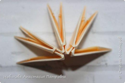 """Участвовали в прошлом учебном году со  старшей дочерью  в конкурсе оригами. Тема конкурса была """"Большая география"""". Необходимо было подумать и решить, в каком интересном месте хотелось бы побывать! Думали, думали и придумали. Приготовьтесь с нами сделать свой """"Колизей"""" или амфитеатр Флавиев! :) фото 3"""