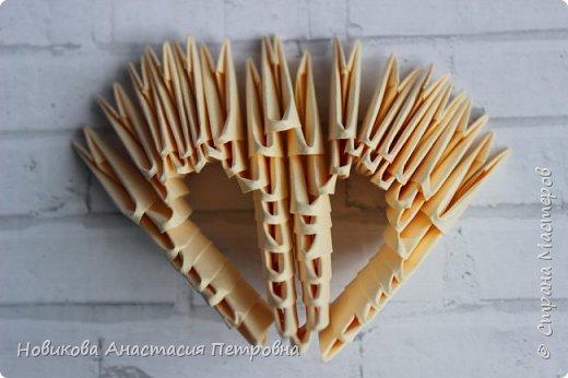 """Участвовали в прошлом учебном году со  старшей дочерью  в конкурсе оригами. Тема конкурса была """"Большая география"""". Необходимо было подумать и решить, в каком интересном месте хотелось бы побывать! Думали, думали и придумали. Приготовьтесь с нами сделать свой """"Колизей"""" или амфитеатр Флавиев! :) фото 5"""