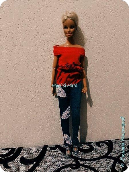 Сарафан джинсовый фото 17
