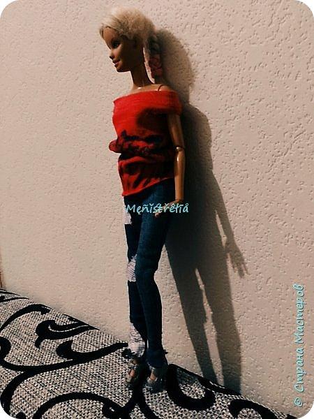Сарафан джинсовый фото 18