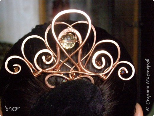 Шпильки для волос фото 4