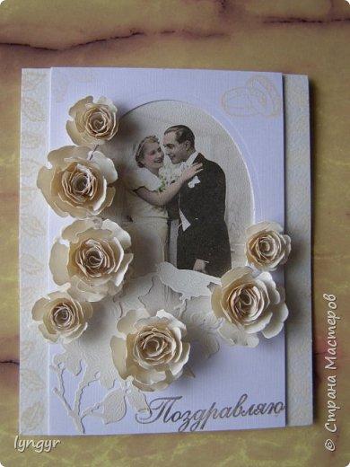 Открытки свадебные винтажные фото 5