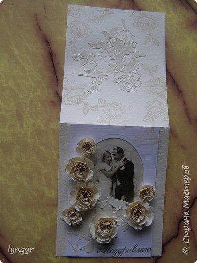 Открытки свадебные винтажные фото 6