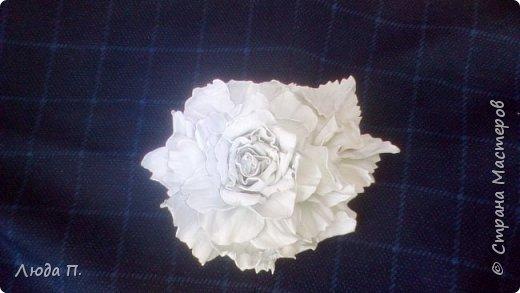 Цветы из кожи на 1 Сентября фото 2