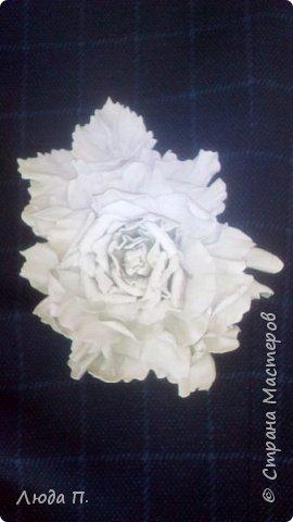 Цветы из кожи на 1 Сентября фото 4