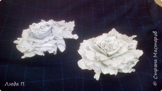 Цветы из кожи на 1 Сентября фото 5