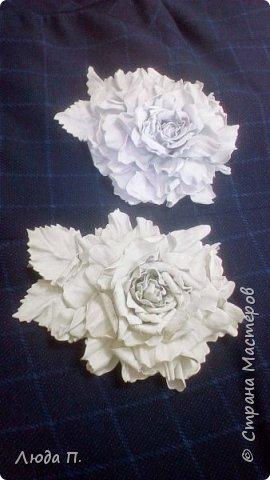Цветы из кожи на 1 Сентября фото 6