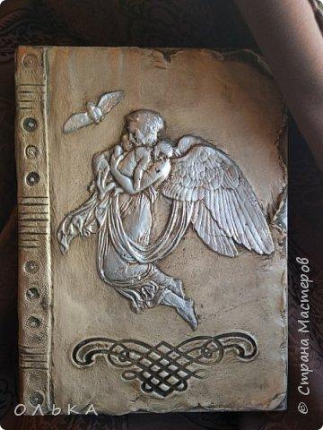 Книга-шкатулка фото 11
