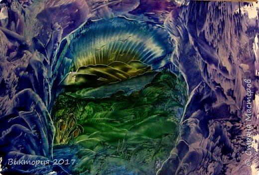 Вашему вниманию ещё несколько работ из темы необычные пейзажи.  фото 1