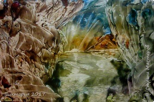 Вашему вниманию ещё несколько работ из темы необычные пейзажи.  фото 3