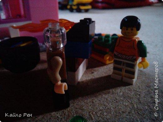 Здравствуй СМ! О! Призрак!!! Этого призрака, (Бессмертного) его звали Ваннно-призрак.  Он ходил по улицам где, когда он приходил людей как ветром сдувает. Вот, кто остался на улице, призрачно исчезал. фото 3